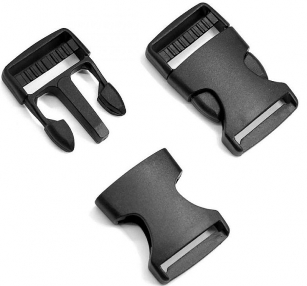 Műanyag csat 20mm-50mm