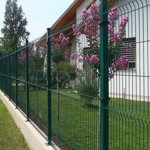 Táblás kerítés 3D kerítéselem 4mm