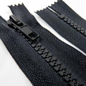 Műanyag cipzár GT10 zárt 12-25cm