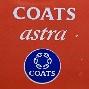Coats Astra Tkt120 Box Of 10 Reels